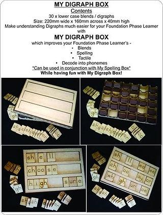 MY DIGRAPH BOX