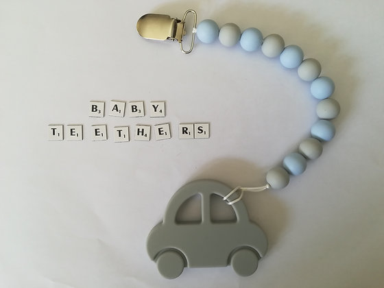 SILICON DUMMY CHAIN WITH TEETHER