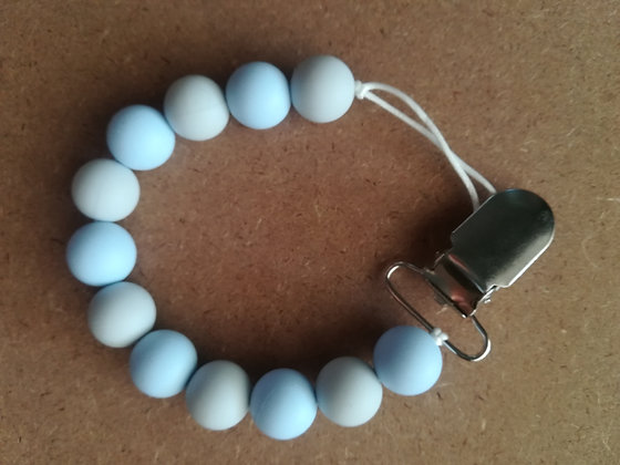 BLUE AND GREY DUMMY CHAIN
