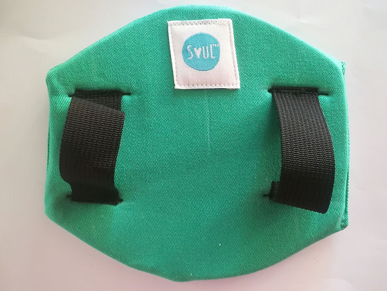 TURQUOISE LUMBAR SUPPORT