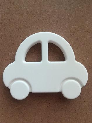 CAR TEETHER - WHITE