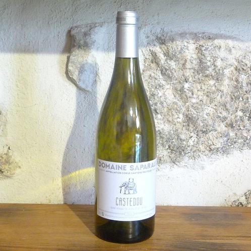 Domaine Saparale cuvée Casteddu 2017 Blanc