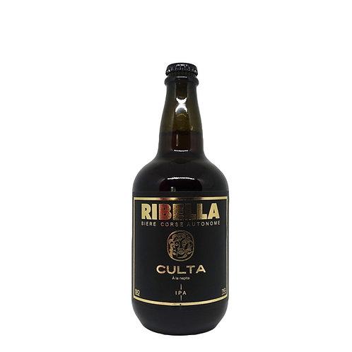 Ribella Culta Blonde IPA 75 cl Bio
