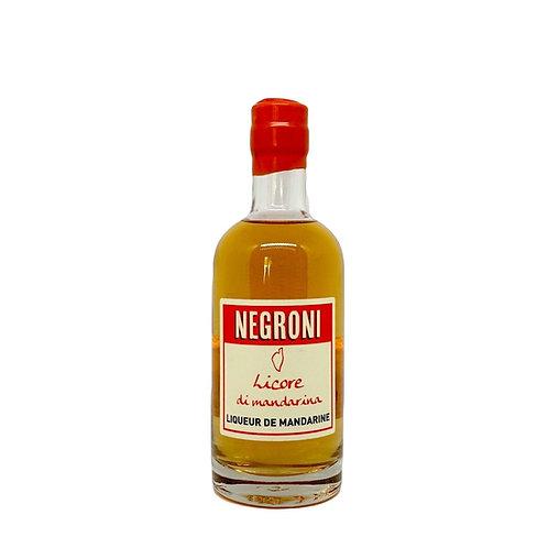 Liqueur de mandarine Negroni 35 cl