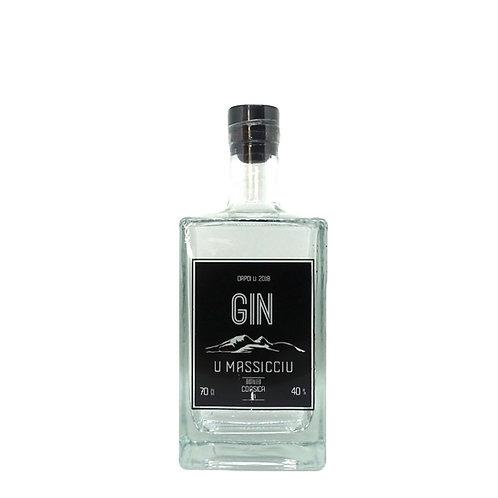 Gin U Massicciu 70 cl