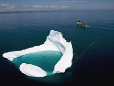 How to Tow an Iceberg