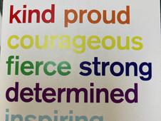 Brave, Bold, Kind, Proud