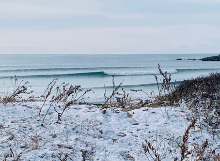 Winter Surfing in Halifax, Nova Scotia?