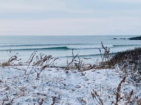 Winter Surfing in Halifax, Nova Scotia?