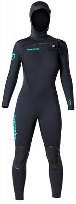 Women's Hyperflex Hooded VYRL Wetsuit 5/4mm