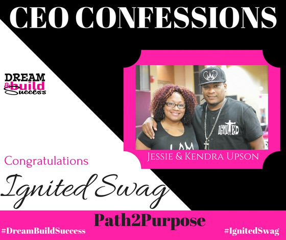 CEO CONFESSIONS- IGNITED SWAG