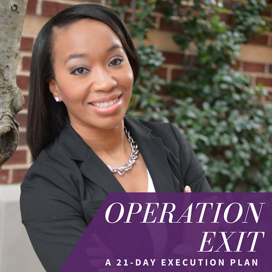 Operation Exit - 21 Day Challenge