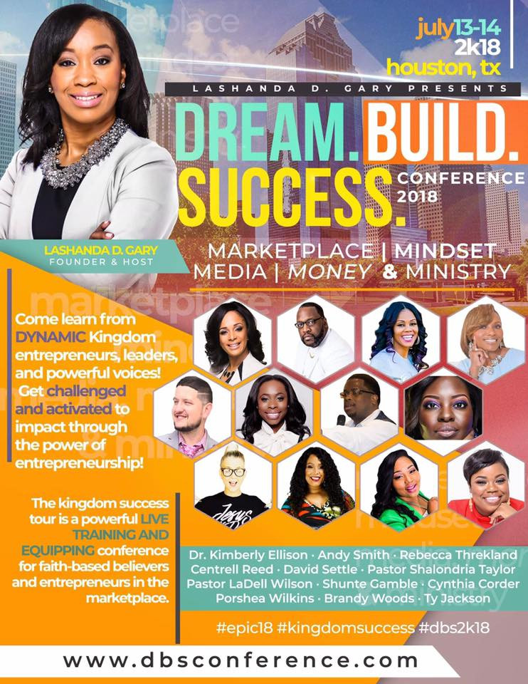 2018 DREAM BUILD SUCCESS