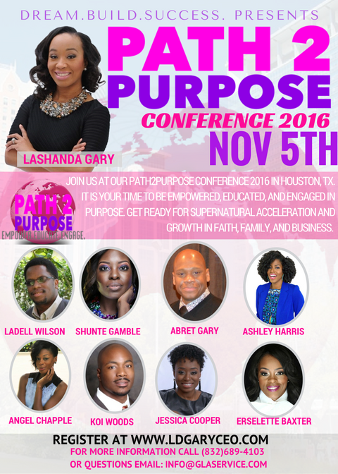 PATH-2-PURPOSE CONFERENCE