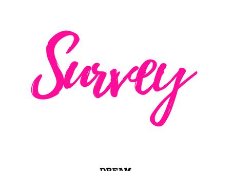 SURVEY (1 Question)