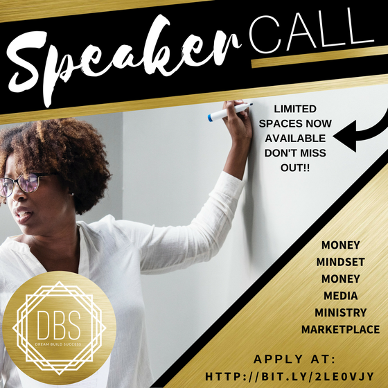 OPEN CALL FOR SPEAKERS