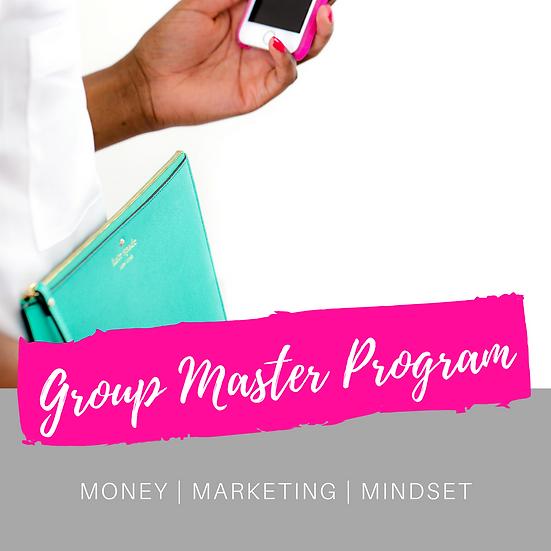 Group Master Program