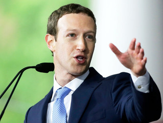 Mark Zuckerberg's Harvard Commencement Speech