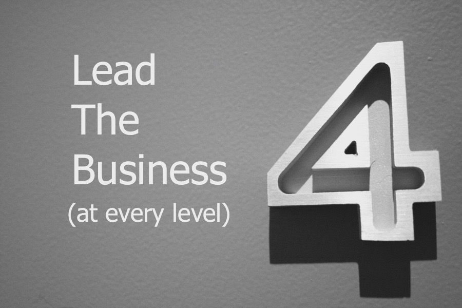 Lead The Business
