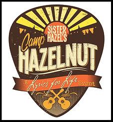 Sister Hazel's Camp Hazelnut Logo