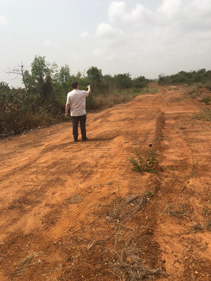 DAWA Housing Project Land Site