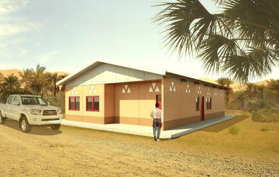 House Libya