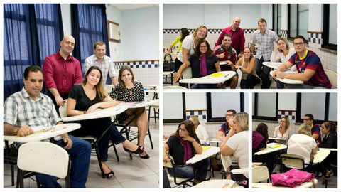 Turma Curso Marketing Unilasalle AR Pale