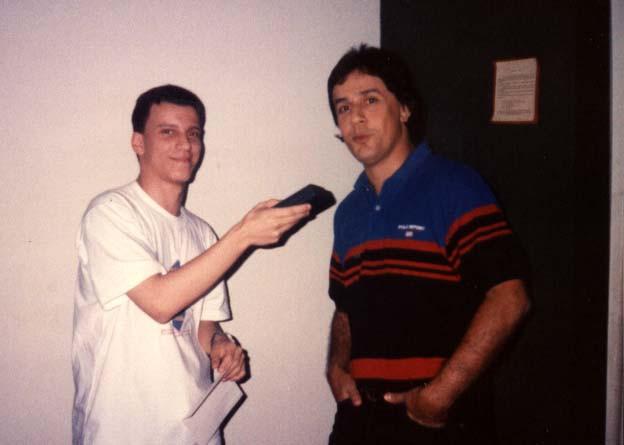 Tom Cavalcante na Rádio La Salle