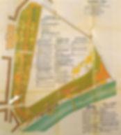 План Политехнической выставки в Москве. 1872 год