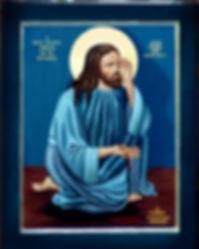 Икона «Плачь Иисуса Христа об убиенных младенцах»