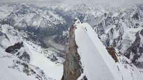Laila Peak - Andrzej Bargiel