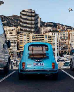 Monaco - November 2019