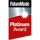 Future Music Platinum Award for Sontronics Podcast Pro microphone