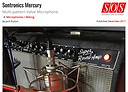 Sound On Sound COVER FEATURE review of Sontronics Mercury