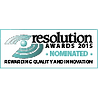 Resolution Awards nomination for Sontronics Aria microphone