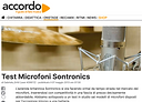 Accordo review of Sontronics DM-1B and other Sontronicsmics