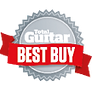 Total Guitar Best Buy award for Sontronics Delta microphone
