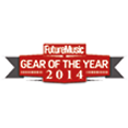 Future Music Gear of the Year nomination for Sontronics Aria microphone