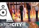 Andertons shootout of dynamic mics - Sontronics Solo WINNER!
