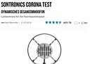 Bonedo online review of Sontronics Corona