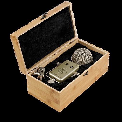 Sontronics Orpheus in wooden box