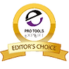 Pro Tools Expert Editor's Choice Award for Sontronics Aria microphone