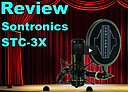 Shinigami Gaming video review of Sontronics STC-3X