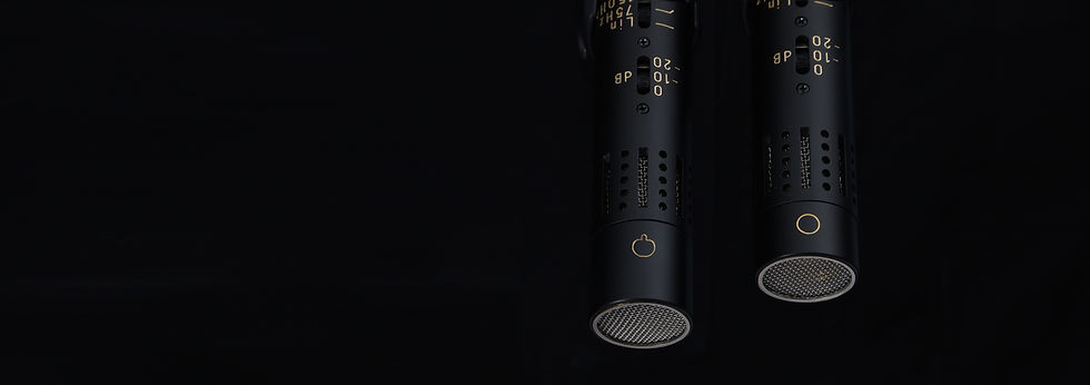 Sontronics Hyper and Omni capsules on STC-1S