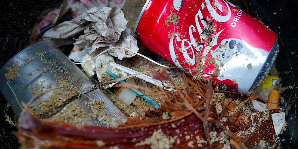 Zer0 Debris - Santa Barbara Beach Cleanup