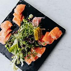 Salmon Sashimi Platter