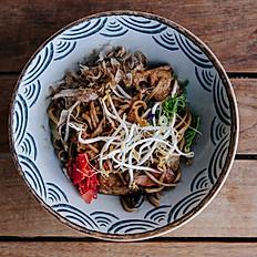 Stir fried Yakisoba