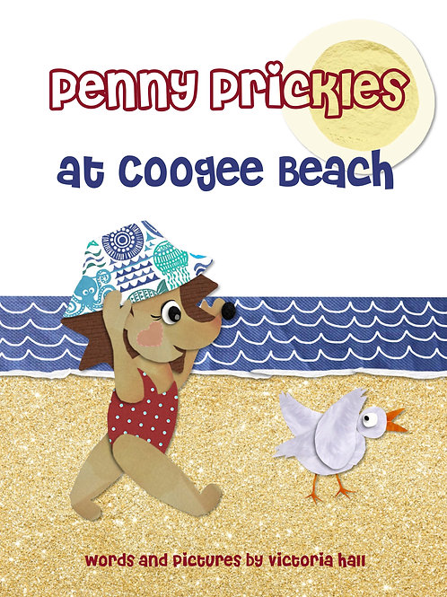 Penny Prickles at Coogee Beach