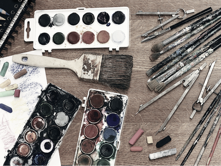 Looking to declutter your creative life?