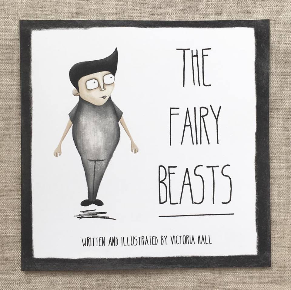Victoria Hall | Author | Illustrator | The Fairy Beasts